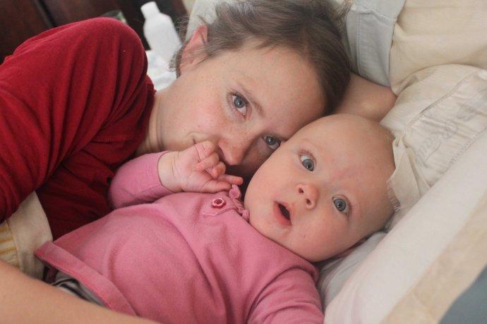 More Morning Cuddles