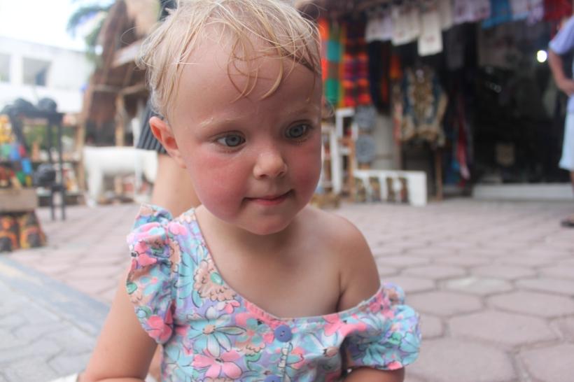 Sweaty Lily / Tulum