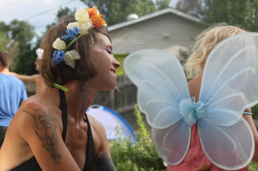 Fairy wings!